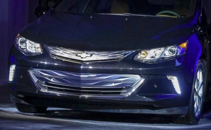 Chevrolet Volt 2016 (4)