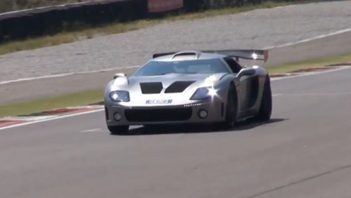 Factory Five GTM
