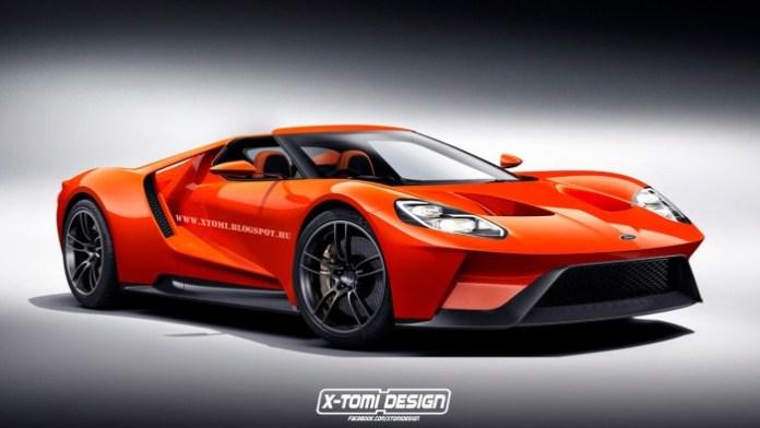 Ford-GT-Spyder concept