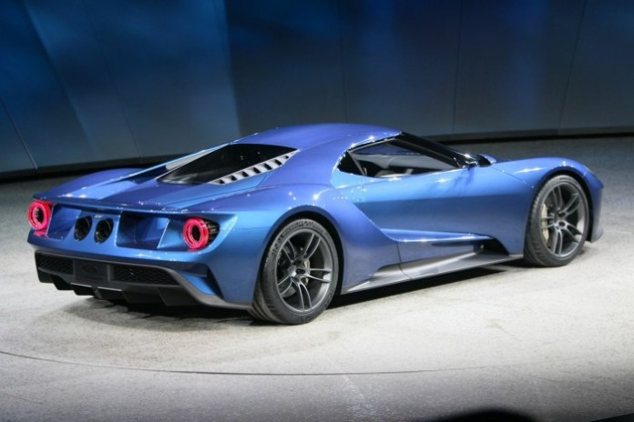 Ford GT concept (5)