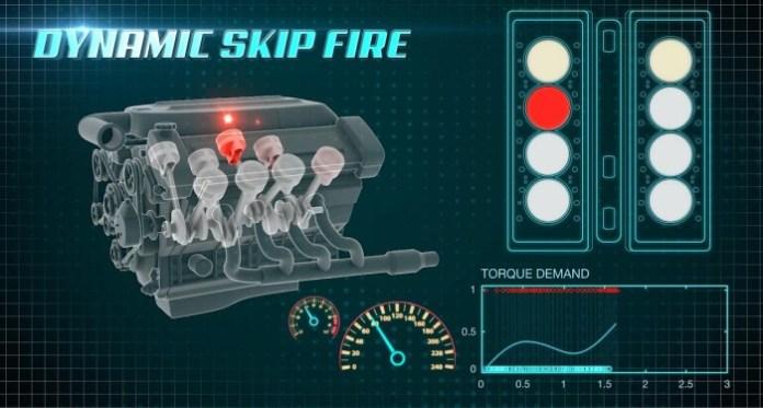 GM Dynamic Skip Fire system