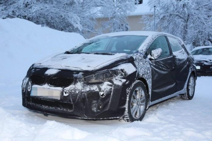 Kia ceed facelift 2016 spy photos (9)