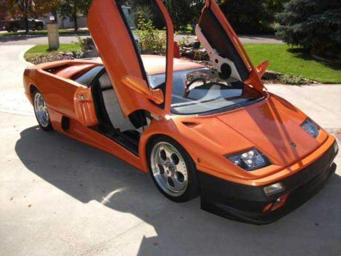 Lamborghini Diablo replica for sale (1)