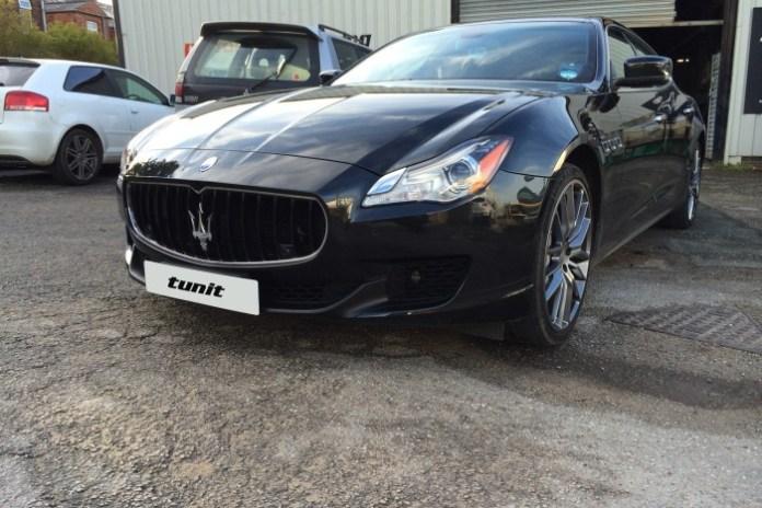 Maserati Quattroporte diesel by Tunit (1)