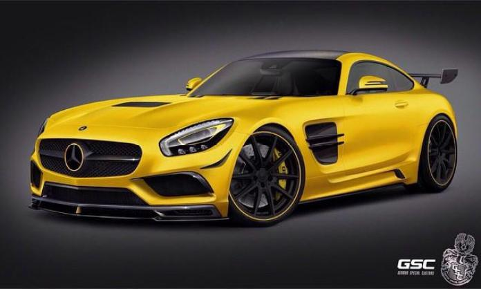 Mercedes-AMG GT by German Special Customs 1