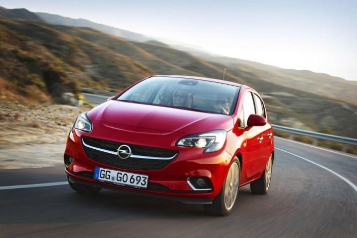Opel Corsa 1.3 CDTI ecoFLEX (1)