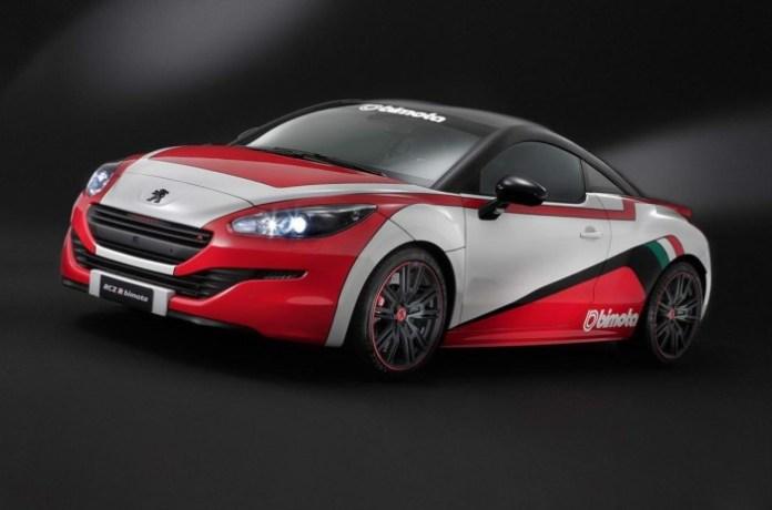 Peugeot RCZ R Bimota (1)