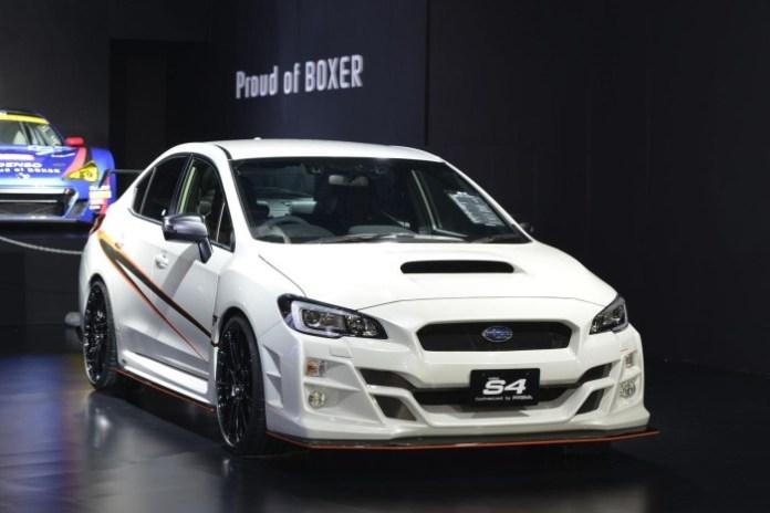 Subaru WRX S4 by Prova 1
