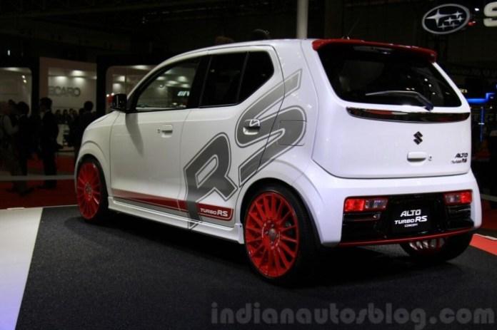 Suzuki Alto Turbo RS concept 2