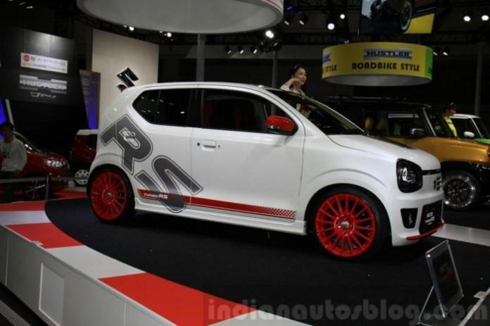 Suzuki Alto Turbo RS concept 3