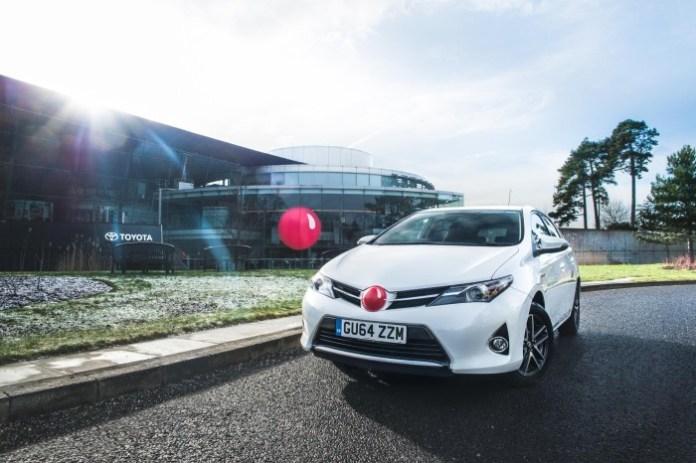 Toyota RND