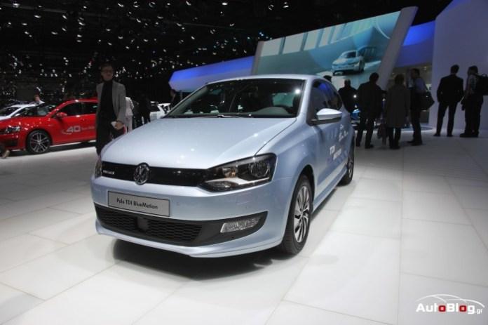 Volkswagen Polos Facelift