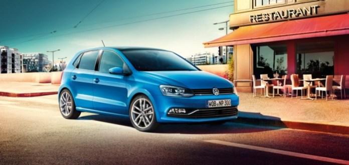 Volkswagen Polo Facelift 2014