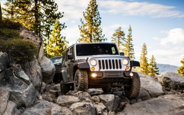 2013 Jeep Wrangler Rubicon 10th Anniversary 8