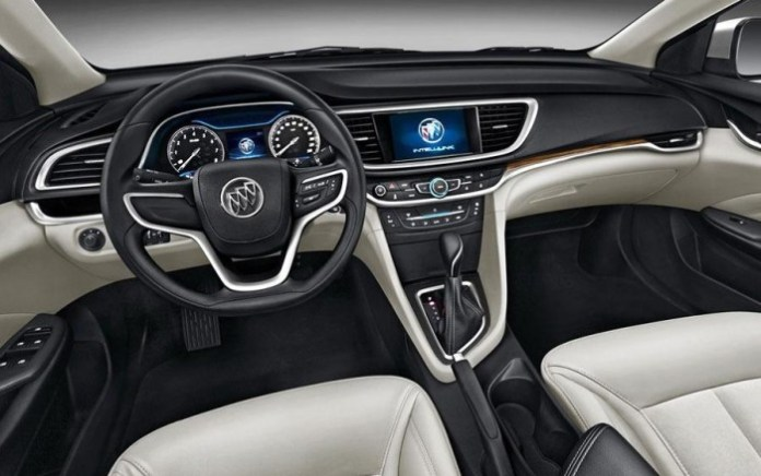 2015 Buick Excelle (2)