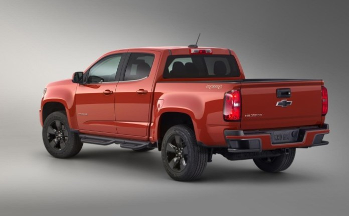 2015 Chevrolet Colorado GearOn special edition (2)