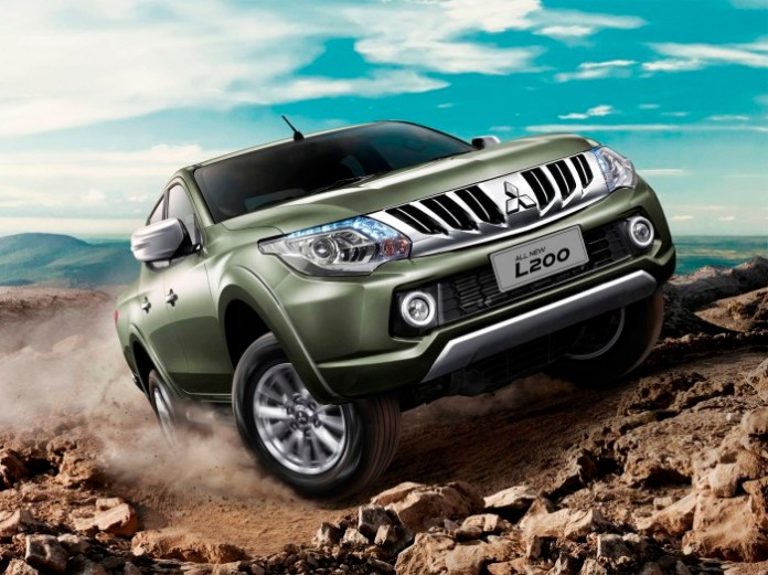 2015 GMS - all-new L200 preview