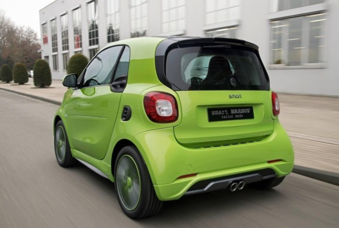 2015 Smart ForTwo Brabus (1)