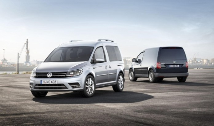 2015 Volkswagen Caddy (2)