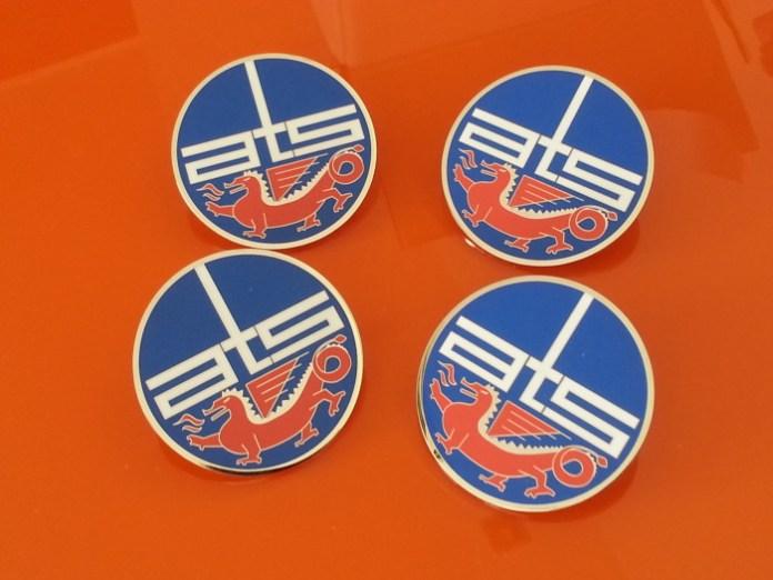 ATS logo badge