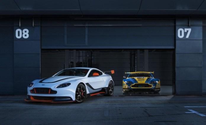 Aston Martin Vantage GT3 1
