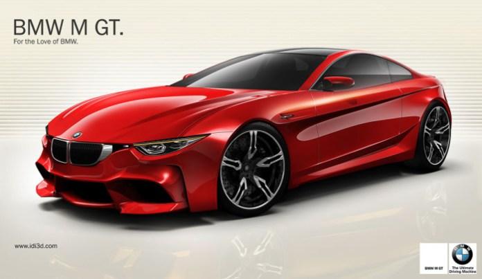 BMW-M GT