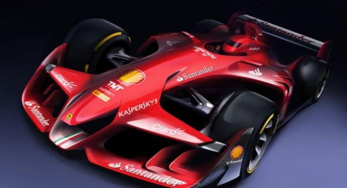 Ferrari Concept 1