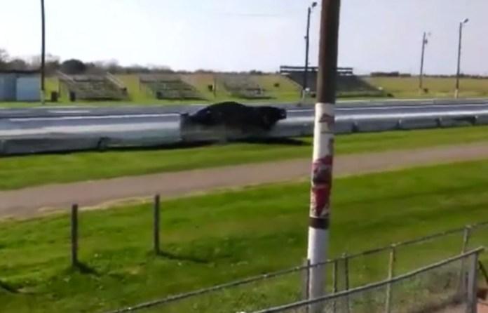 GT-R Crash
