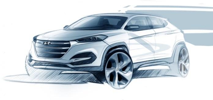 Hyundai ix35 2015 teaser
