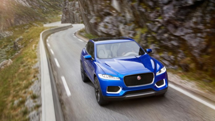 Jaguar C-X17 Concept 2013 Wallpaper 095