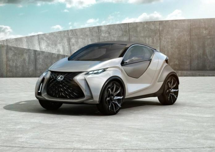 Lexus LF-SA concept 2