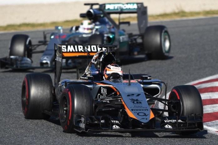 McLaren - Test