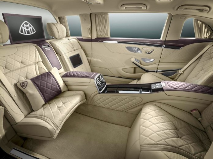 Mercedes-Maybach Pullman (4)