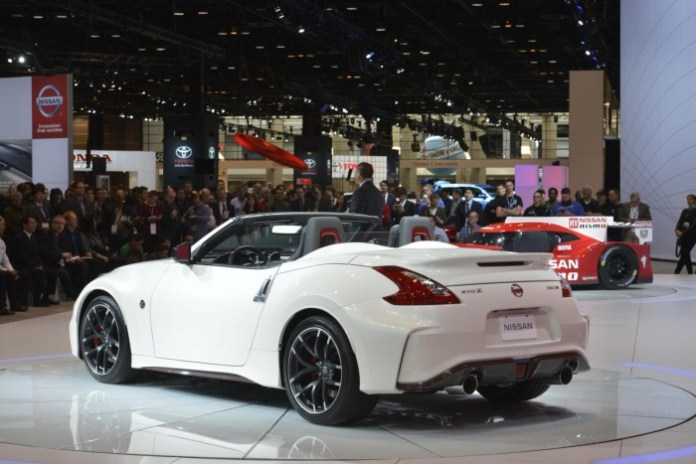 Nissan 370Z NISMO Roadster Concept (3)