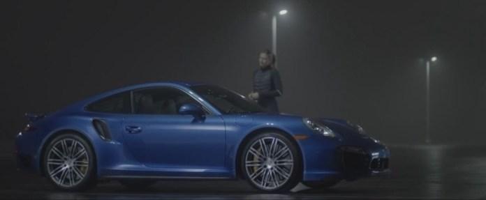 Porsche 911 Turbo S meets Maria Sharapova