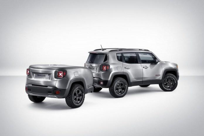 Renegade Hard Steel Jeep Showcar 1