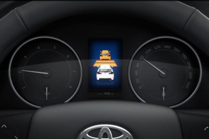 Toyota safety sence (2)