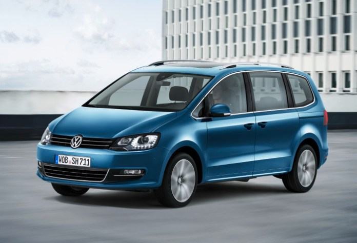 Volkswagen Sharan facelift 2015 (1)