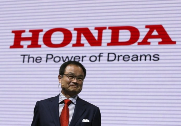 honda-motor-cos-president-chief-executive-officer-takanobu-ito-resigns