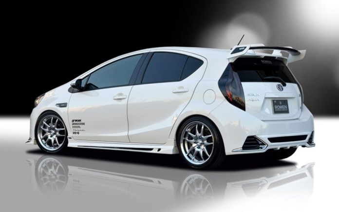 Toyota Prius c by Rowen International