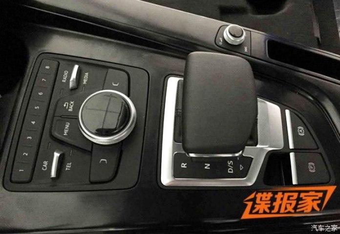 2016 Audi A4 spy photo (2)