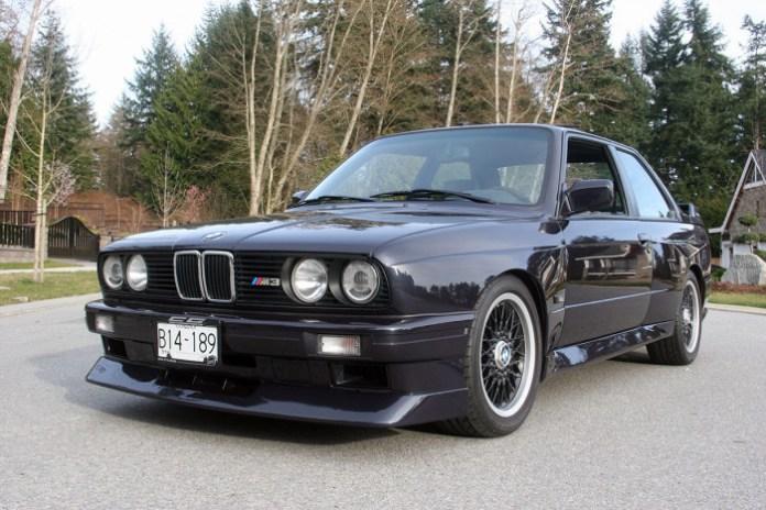 BMW-M3-E30-Evo-II-1