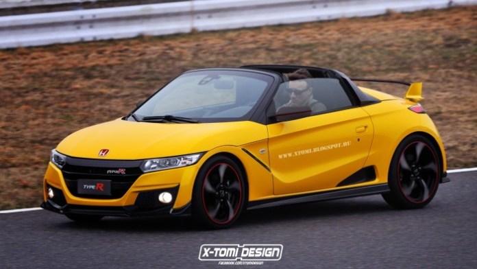 Honda S1000 Type-R2