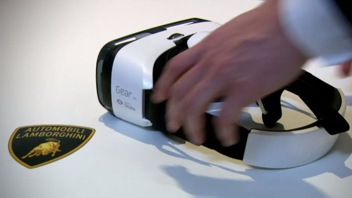 Lamborghini Virtual Driving Experience