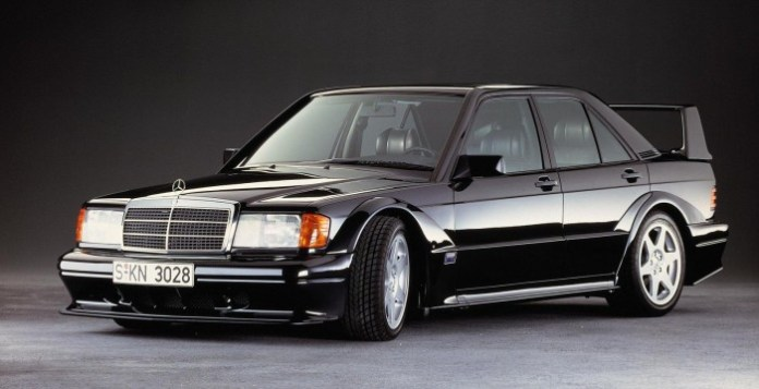 Mercedes 190 E 2.5-16 Evolution II (1)