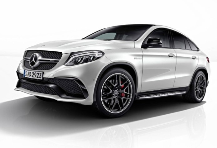 Mercedes-AMG GLE 63 Coupe with Night Package (1)