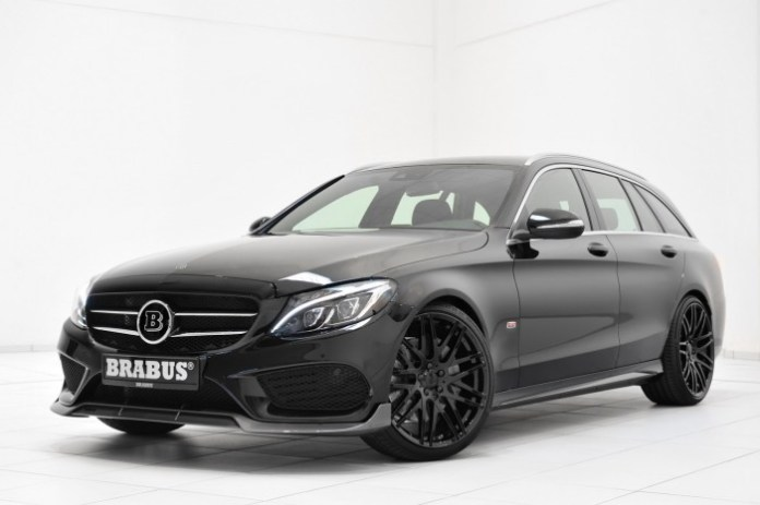 Mercedes-Benz C-Class Estate by Brabus (1)