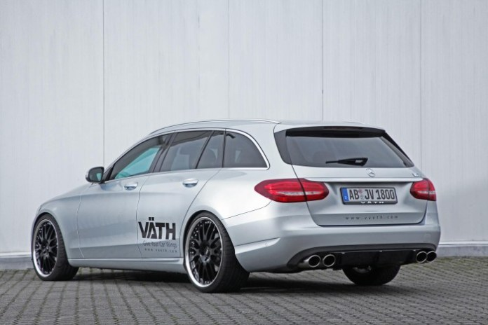 Mercedes-Benz C-Class Estate by VATH 9