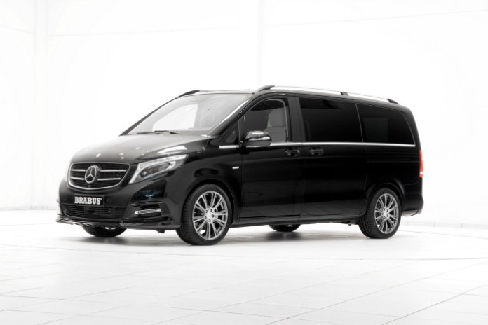 Mercedes-Benz V-Class by Brabus (1)