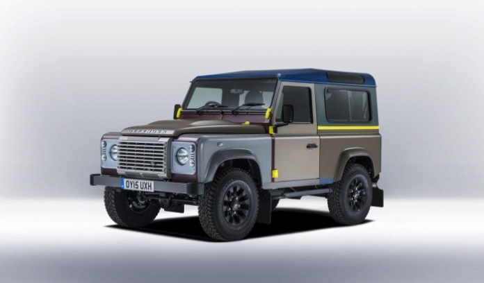 Paul Smith Land Rover Defender 1